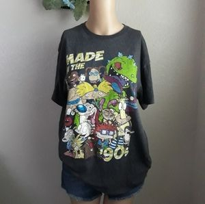 Nickelodeon Made in the 90's Tee